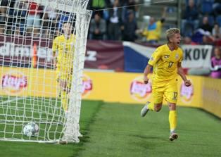 Лига Наций: Украина дожала Чехию, нули Германии и Франции