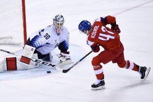 Хоккей на ОИ-2018: Россия громит Норвегию, Чехия побеждает США