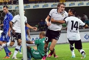 Лига Европы: Черноморец сыграет с Дачией