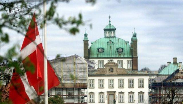 Дания дает фору Украине на переговорах с Газпромом