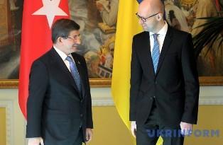 Турция готова созадть ЗСТ с Украиной