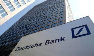 Акции Deutsche Bank упали до минимума с 1983 года