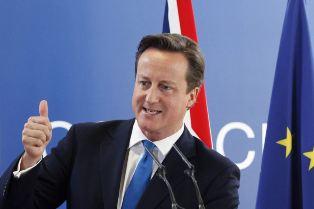 Кэмерон пообещал Порошенко финансовую и военную помощь