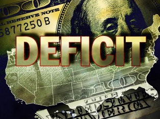 Дефицит бюджета США вырос на 17%