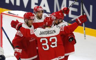 ЧМ по хоккею : Дания шокирует Финляндию, легкие победы Швеции и Германии