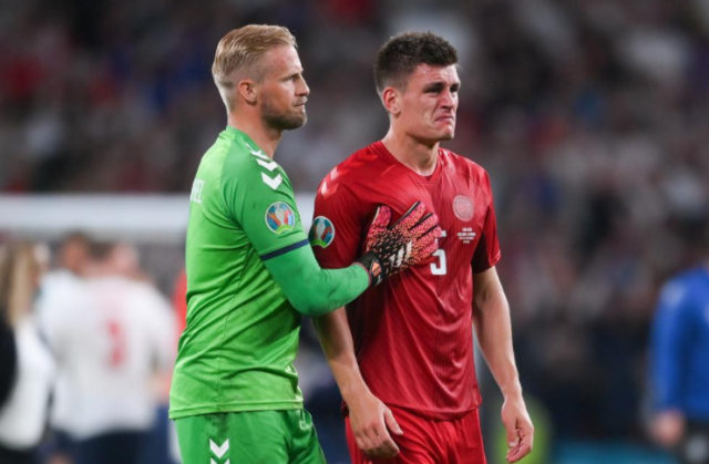 Евро-2020: Дэнни Маккелли вытащил Англию в финал
