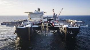 В Дании озвучили сроки окончания строительства Северного потока-2