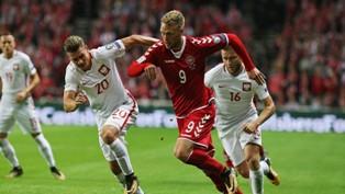 ЧМ-2018: Дания разгромила Польшу, Германия побеждает Чехию