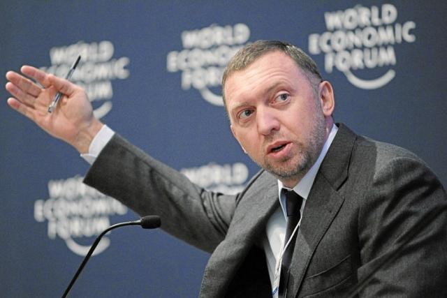 FinCEN: российский олигарх Дерипаска вывел $3 млрд через латвийский банк