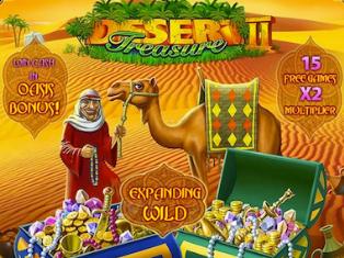 Desert Treasures