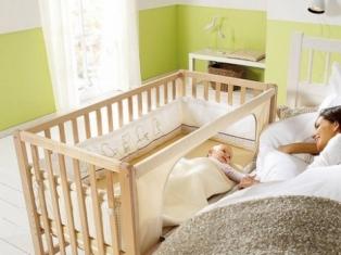 Какая детская кроватка лучше всего для ребенка?