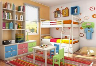 Какой должна быть комната для ребенка?