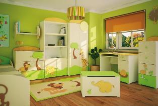 Богатый ассортимент детской мебели от компании-производителя My-baby