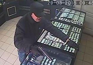 Detective agency: в Сумах средь белого дня ограбили ювелирный магазин