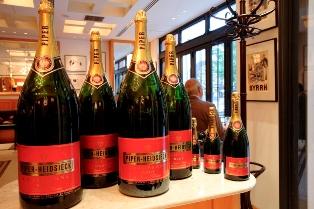ПНВХ начинает дистрибьюцию шампанского Piper-Heidsieck в Украине
