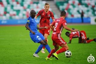 Лига Европы: вылет минского Динамо и Хайдука, Заря сыграет с черногорцами