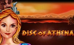 Disc of Athena: обзор игры от Слотор игровые автоматы
