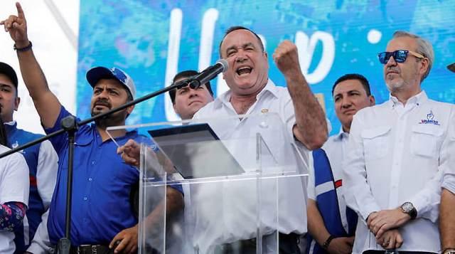 Новый президент Гватемалы решил разорвать дипломатические отношения с Венесуэлой