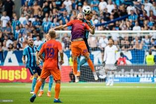 Лига Европы: Мариуполь упустил победу над Юргорденом, разгромная победа Лей ...
