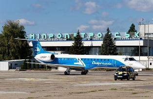 Многострадальный аэропорт Днепропетровска пытаются национализировать