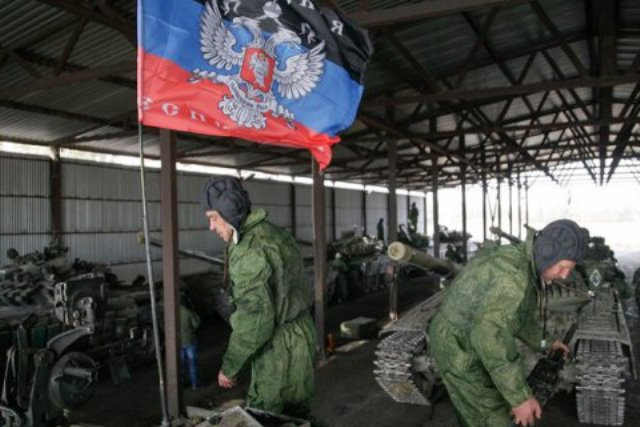 Россия отправляет в Беларусь боевиков с Донбасса