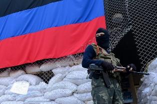 Боевики ДНР обстреливают населенный пункт в Донецкой области. Перехват СБУ