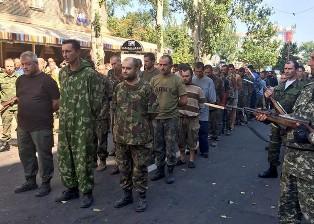 Опубликован список 500 заложников и пленных у террористов ДНР и ЛНР