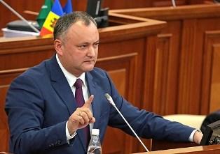 Новый президент Молдовы хочет разорвать соглашение об Ассоциации с ЕС