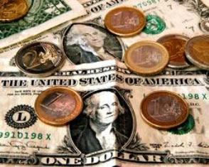 В Украине незначительно подешевели доллар и евро