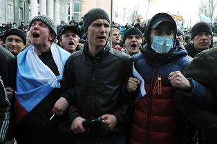 Путеводитель по «русскому бунту» в Донецке