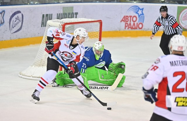 Континентальный Кубок: Донбасс обыграл Мого и вышел в полуфинальный раунд