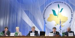 Президент Ющенко зігрів любов'ю Донецьк