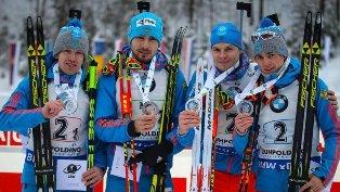Российских биатлонистов снова заподозрили в допинге