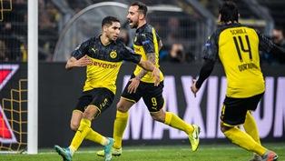 Лига Чемпионов: Дортмунд вырвал победу над Интером, фиаско Барселоны и Зени ...