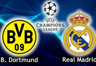 Дортмунд - Реал Мадрид