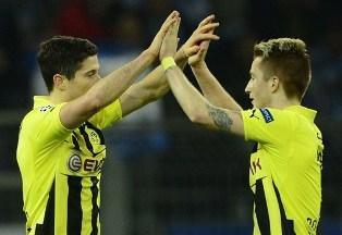 Лига Чемпионов: триллер в Дортмунде, победа Галатасарая