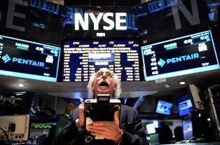 Фондовые рынки США побили рекорд падения за последние 119 лет