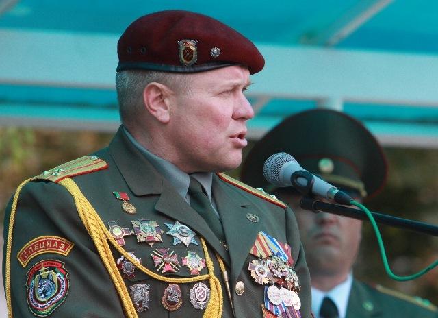 Каратель по вызову: кто руководит подавлением протестов в Минске