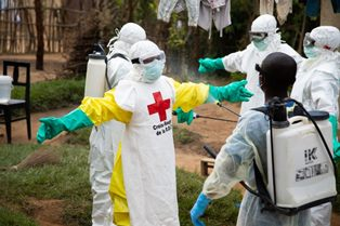 В ДР Конго сообщили о новой вспышке лихорадки Эбола