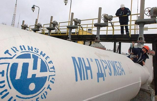 Беларусь повысила тариф на транспортировку российской нефти