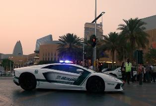 Aventador: последователь полицейской Lamborghini Gallardo