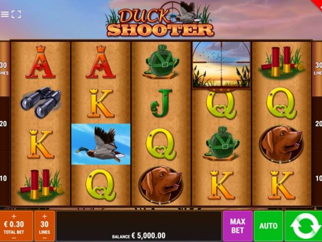 Утки из детства: обзор игры Duck Shooter