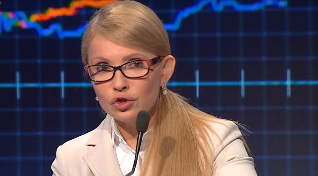 Маникюрщица и безработный: кто на самом деле финансирует Тимошенко?
