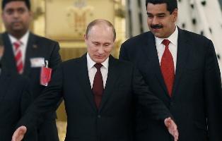 Путин и Мадуро: союз политических трупов