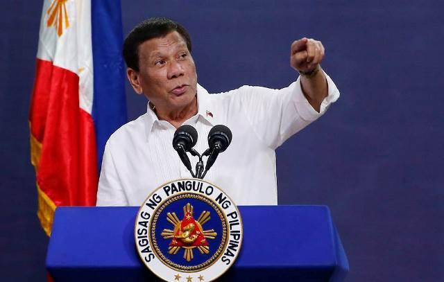 Президент Филиппин разрешил стрелять в нарушителей карантина