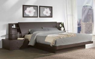 Обустройство интерьера: как правильно выбрать двуспальную кровать?