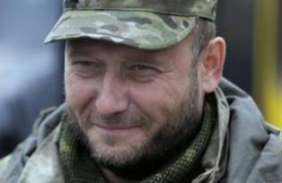 Дмитрий Ярош: добровольческие батальоны должны войти в Генштаб и СНБО