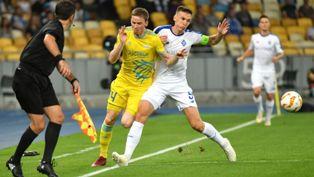 Лига Европы: Динамо упустило победу над Астаной, Рапид разобрался со Спарта ...