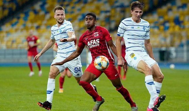 Лига Чемпионов: Динамо сенсационно проходит АЗ и встретится с Гентом