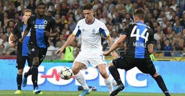 Лига Чемпионов: Брюгге выбивает Динамо, фиаско Порту и Селтика